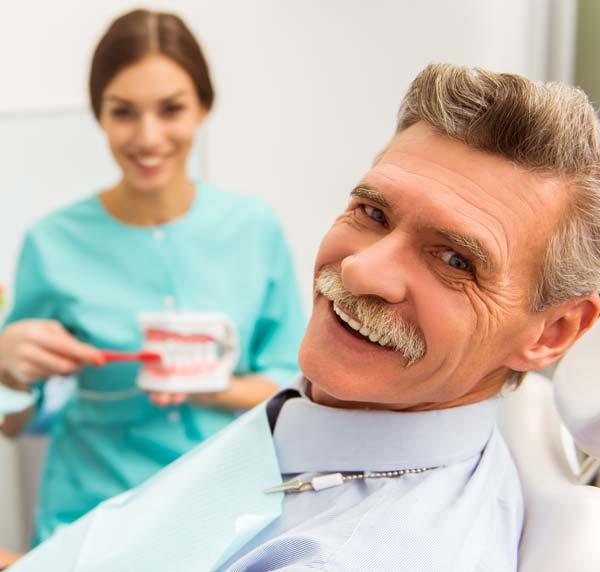Implant Secured Dentures