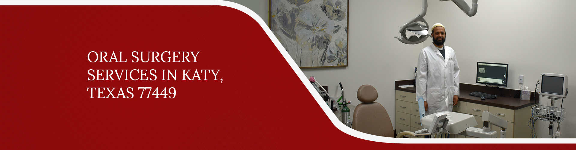 Oral Surgery Services In Katy, Texas 77449